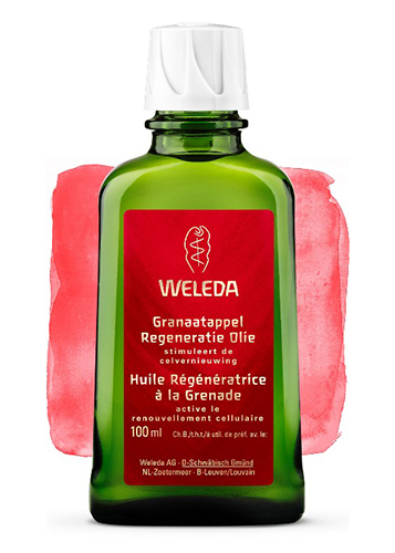 Fair Beauty weleda olie