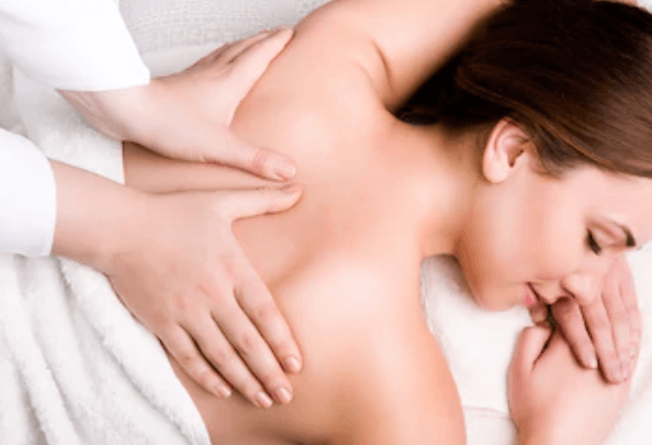 Fair Beauty behandelingen massage