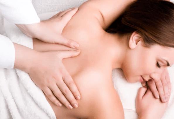 Fair Beauty behandelingen massage